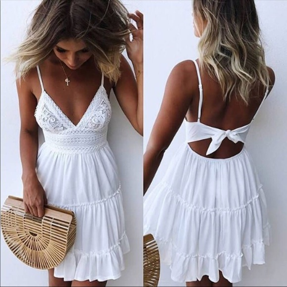 3ca827a32fdb Dresses   Skirts - White sundress